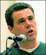 Socialism 2007 Mark Serwotka, PCS general secretary, photo Paul Mattsson