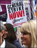Half-million strong TUC demonstration 26 March 2011, photo by Dave Beale