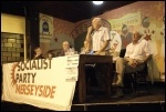 Merseyside Socialist Party meeting, 5.7.11, photo Harry Smith
