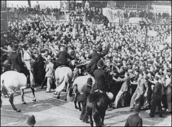 Cable Street 1936: Anti-fascists defied repeated baton charges by police to stop the fascists marching through London's East End