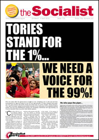 The Socialist issue 711