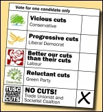 Vote TUSC postcard