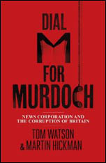 Dial M for Murdoch - cover